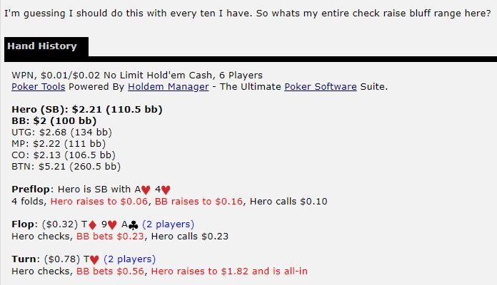 bad gto poker